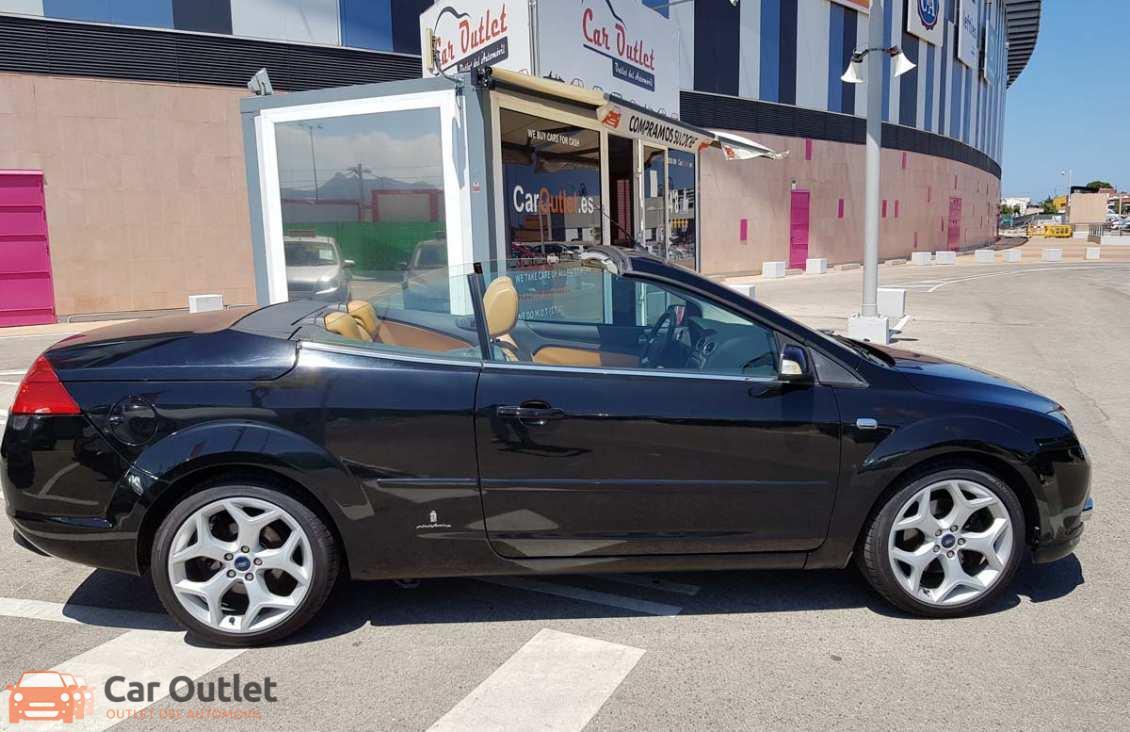 15 - Ford Focus 2007 - CABRIO
