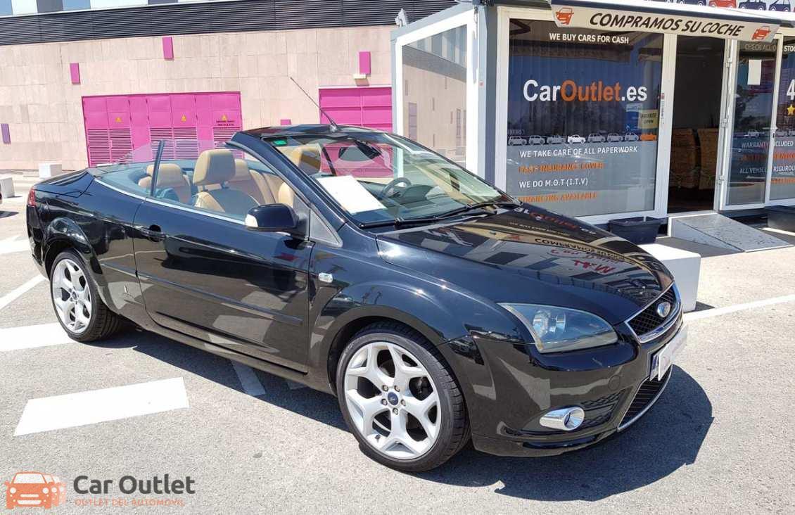 16 - Ford Focus 2007 - CABRIO