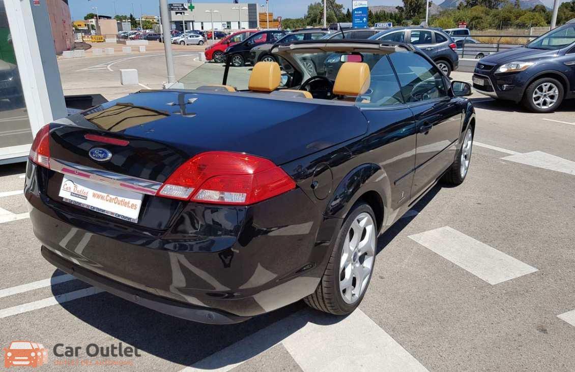 5 - Ford Focus 2007 - CABRIO