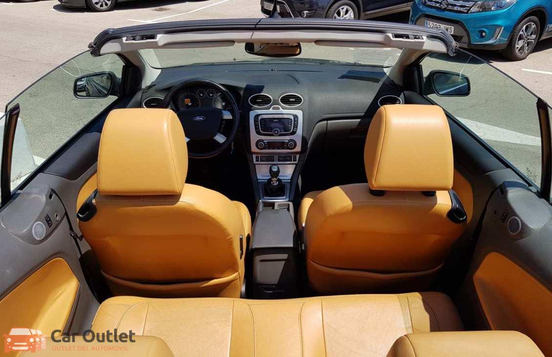 8 - Ford Focus 2007 - CABRIO