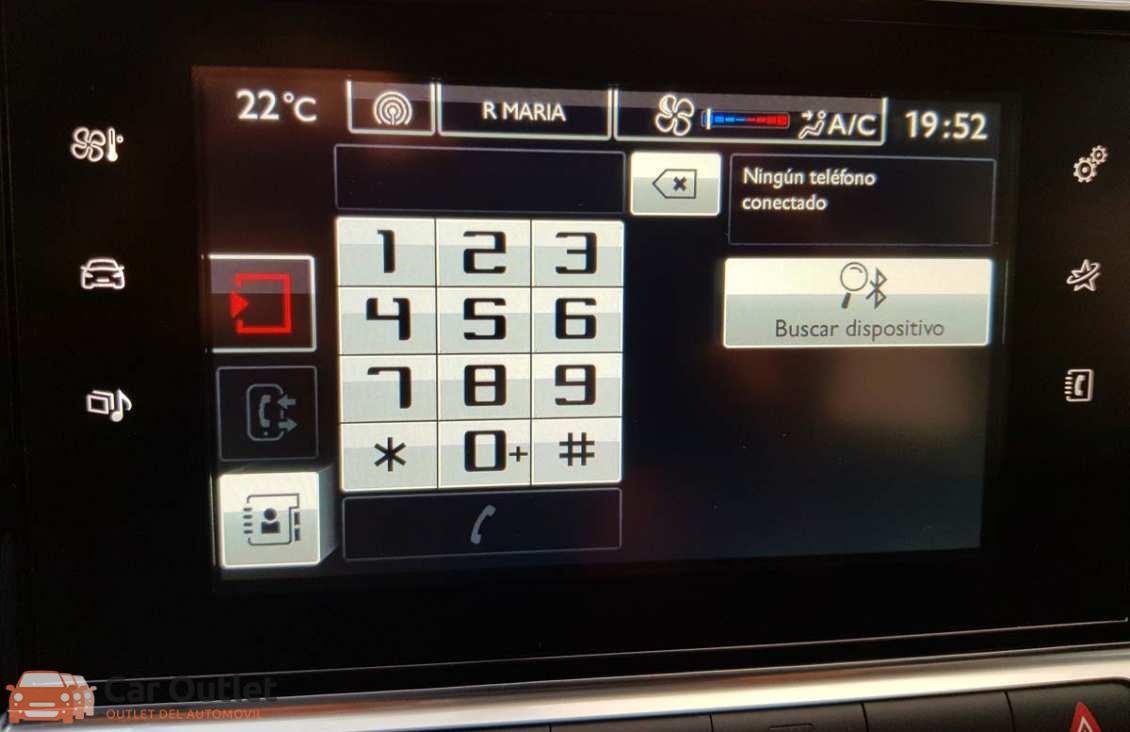 9 - Citroen C4 2014 - AUTO