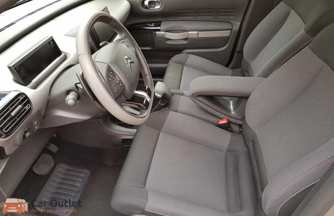 1 - Citroen C4 2014 - AUTO