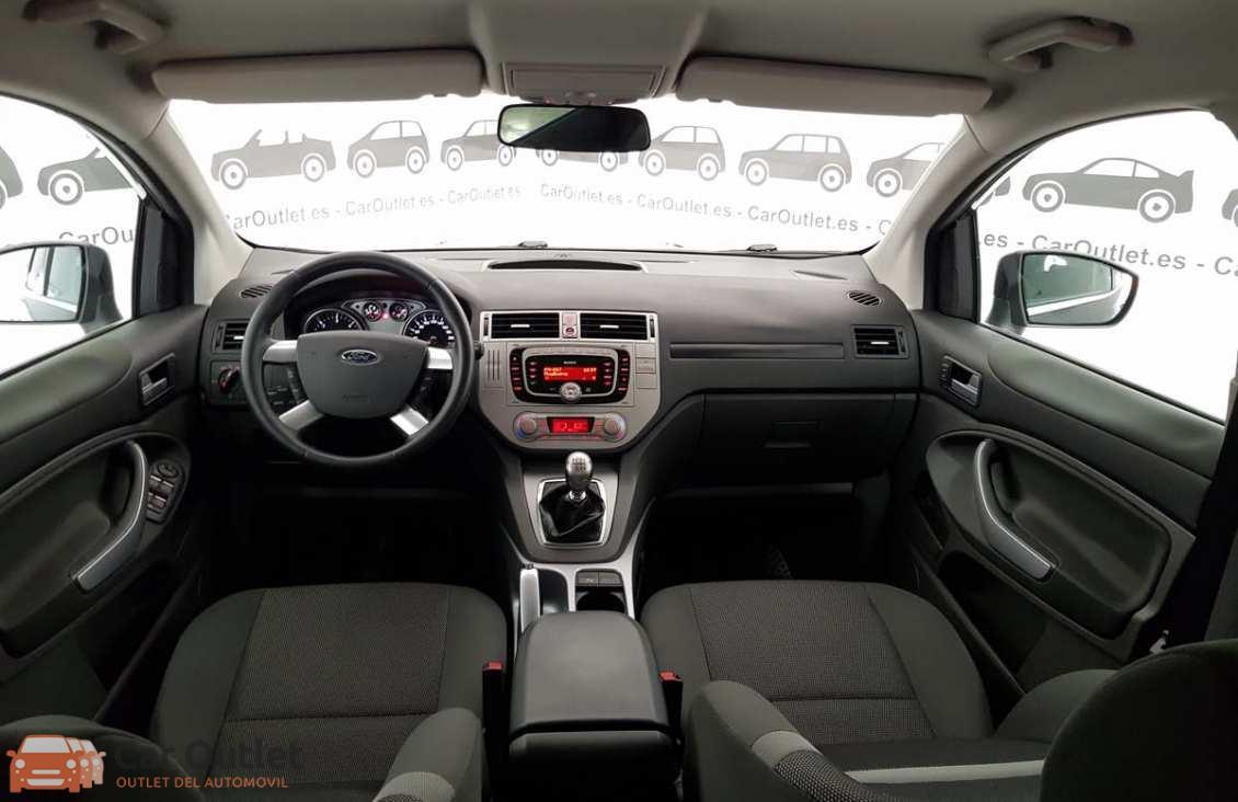 7 - Ford Kuga 2010