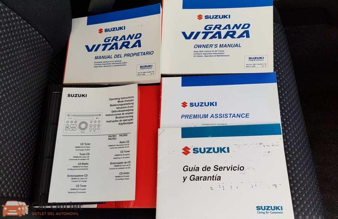 10 - Suzuki Grand Vitara 2006 - AUTO