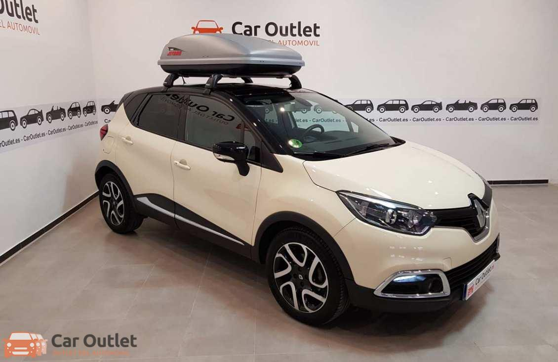 18 - Renault Captur 2015 - AUTO