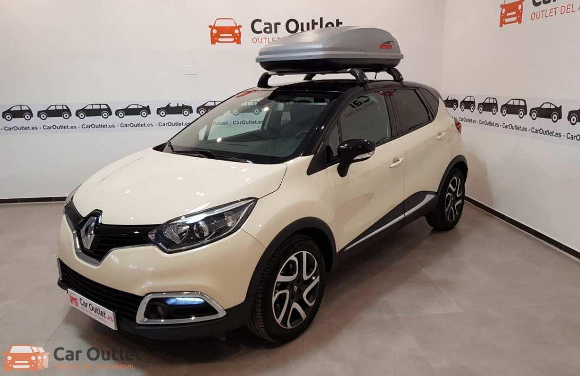 13 - Renault Captur 2015 - AUTO