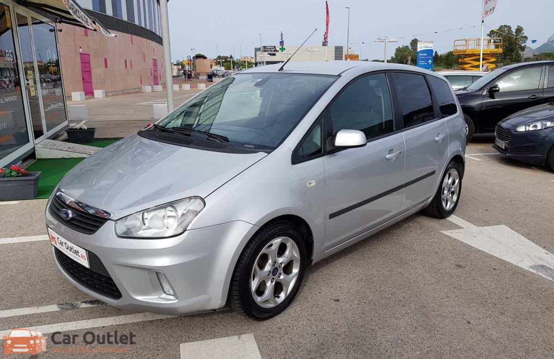 2 - Ford CMax 2008