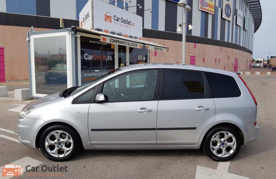 3 - Ford CMax 2008