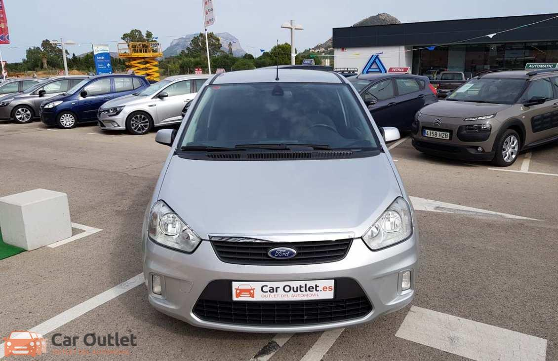 16 - Ford CMax 2008