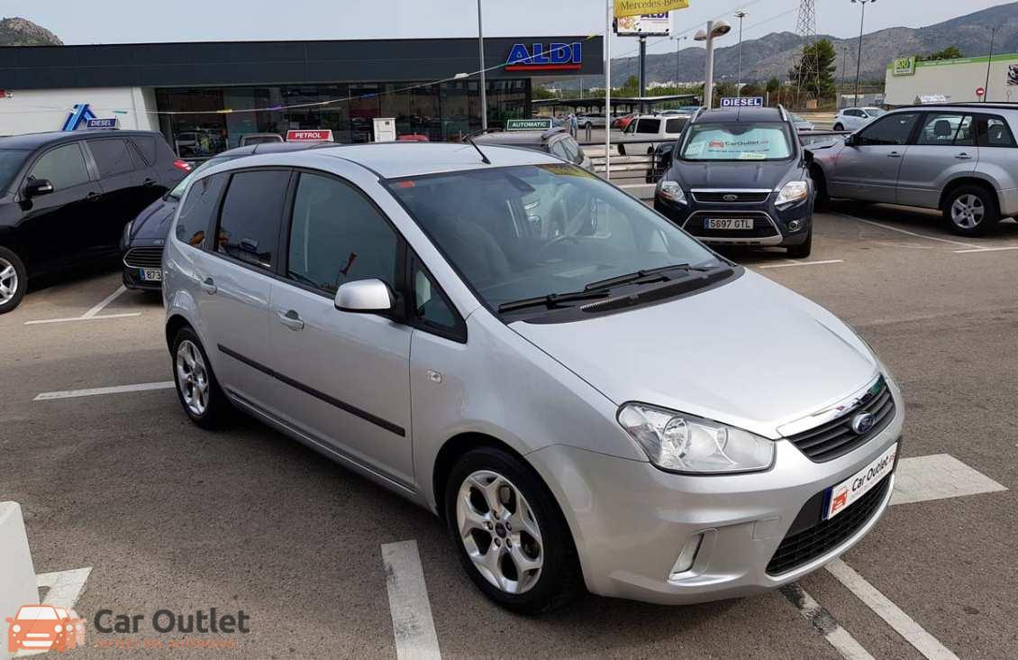 5 - Ford CMax 2008