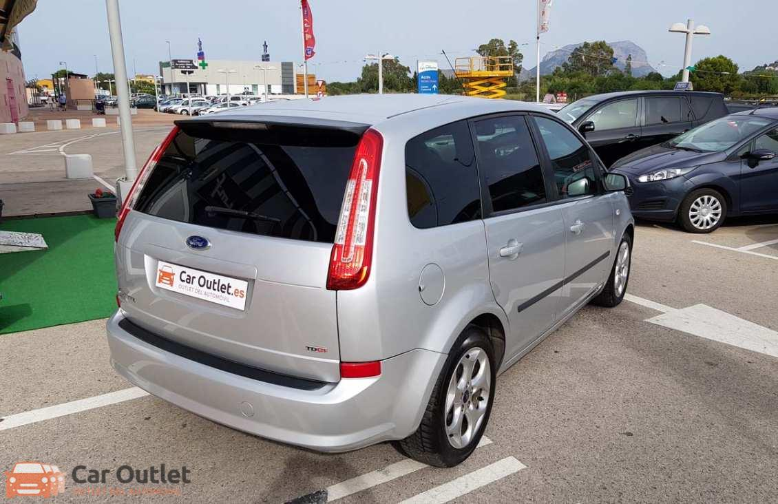 12 - Ford CMax 2008