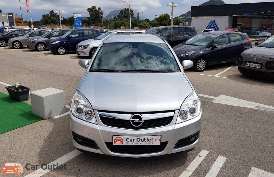 6 - Opel Vectra 2008