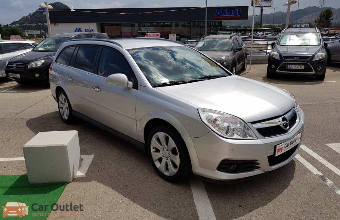 3 - Opel Vectra 2008