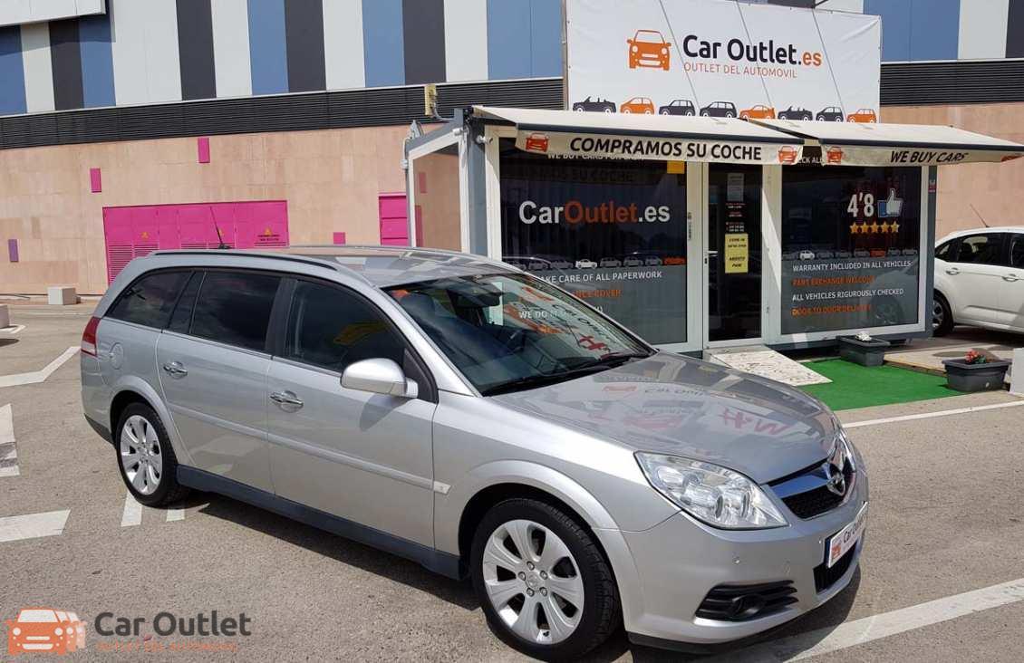 22 - Opel Vectra 2008