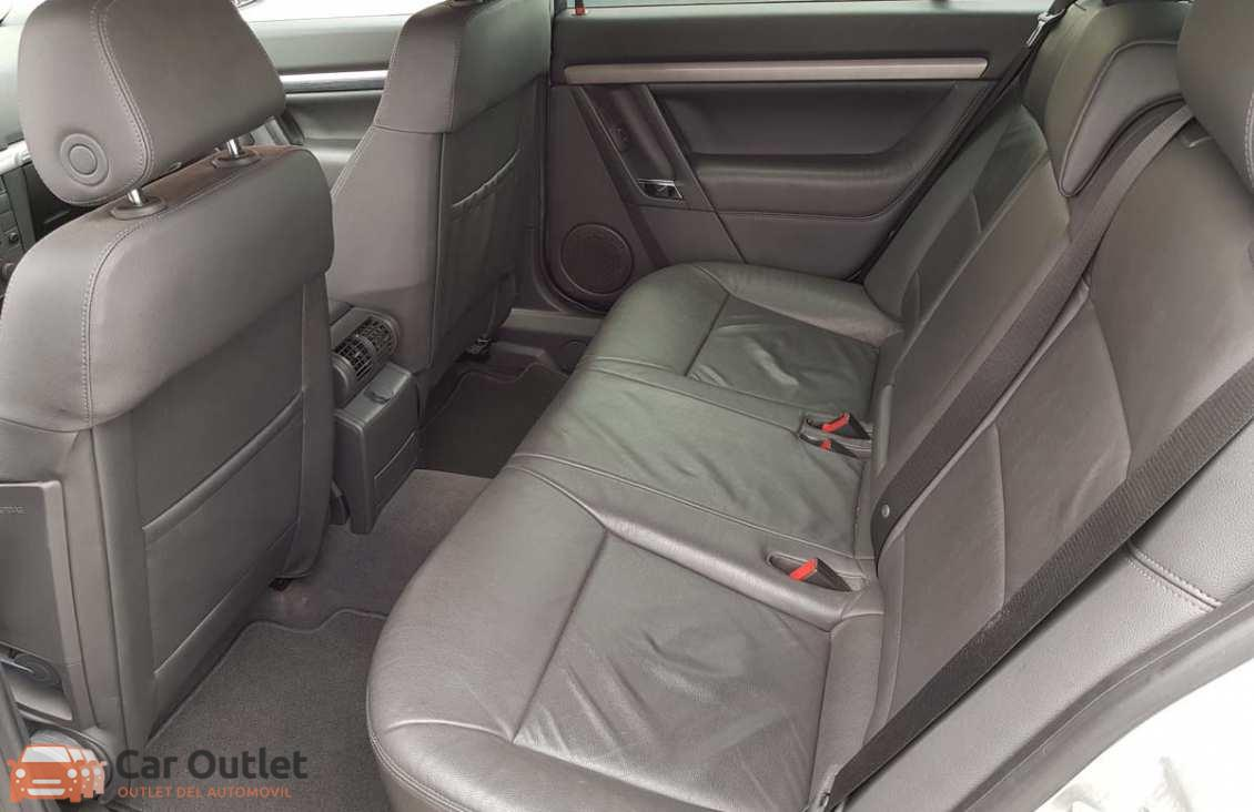 5 - Opel Vectra 2008