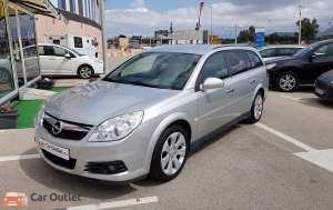 Opel Vectra Petrol - 2008