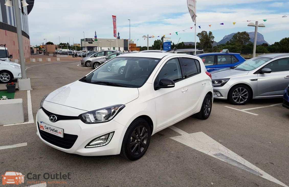 Hyundai i20 Benzin - 2014