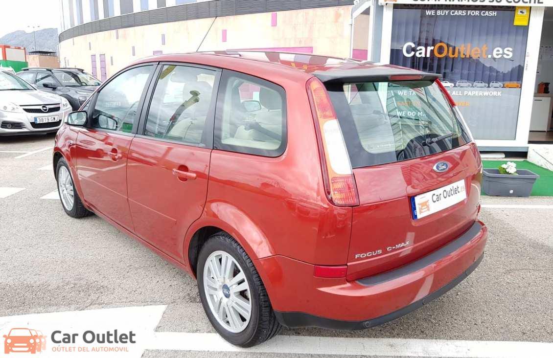 11 - Ford CMax 2007 - AUTO