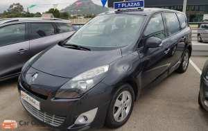 Renault Grand Scenic Diesel / gas-oil - 2012