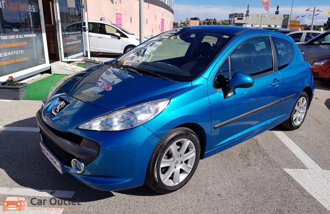 8 - Peugeot 207 2008