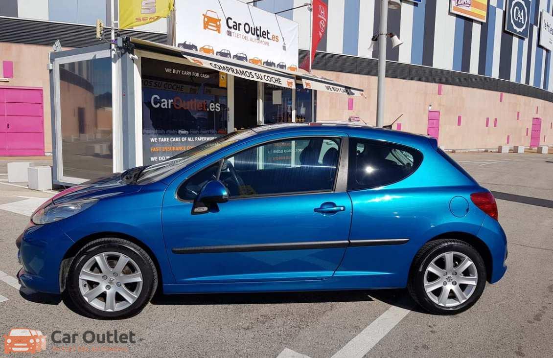 12 - Peugeot 207 2008