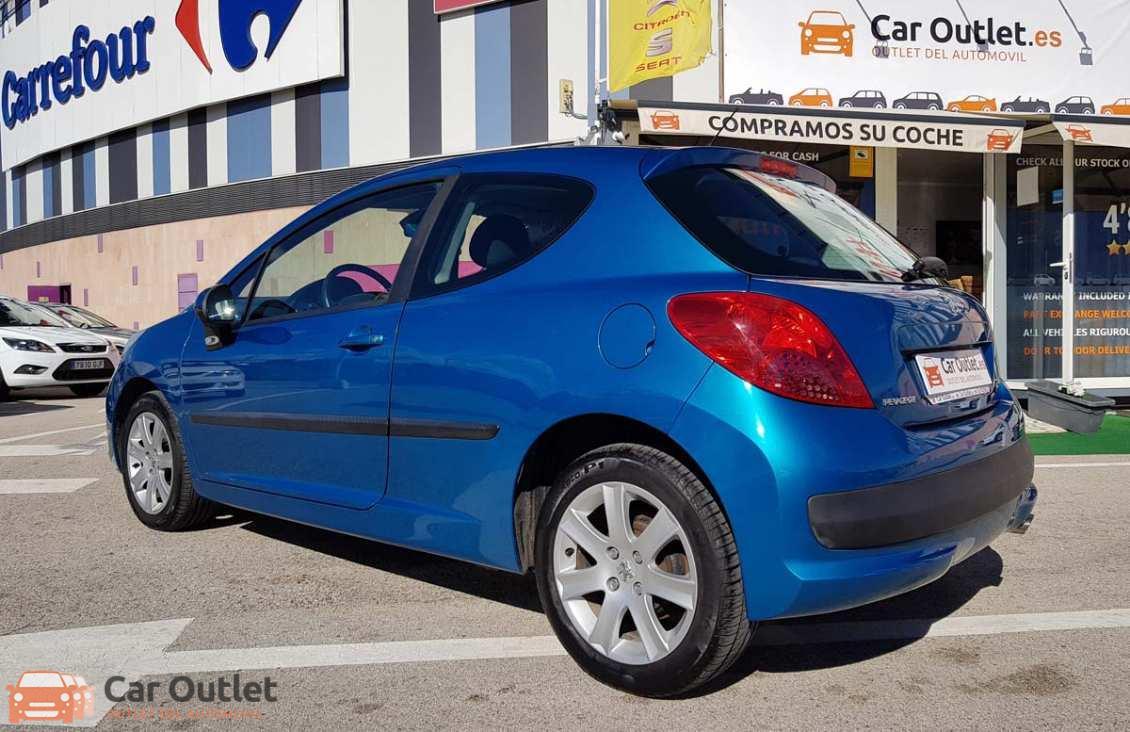 9 - Peugeot 207 2008