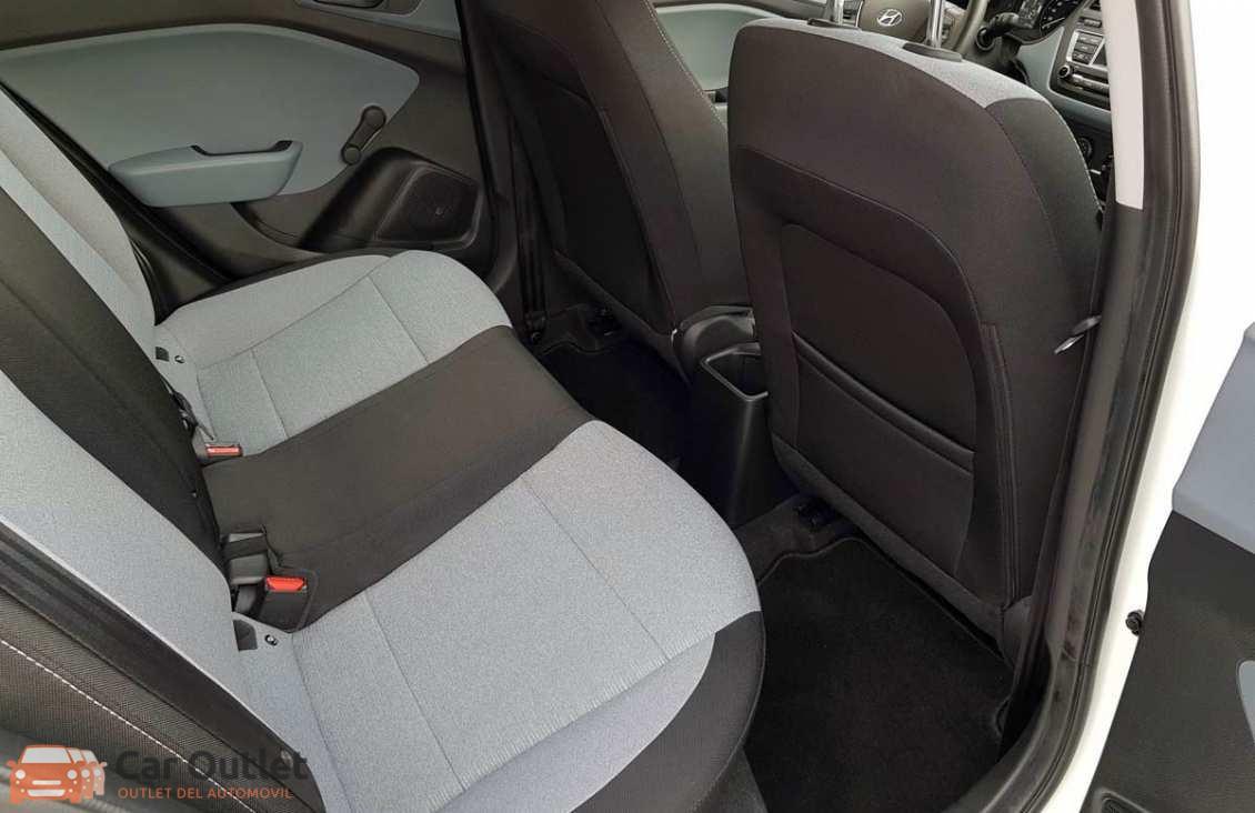 7 - Hyundai i20 2016