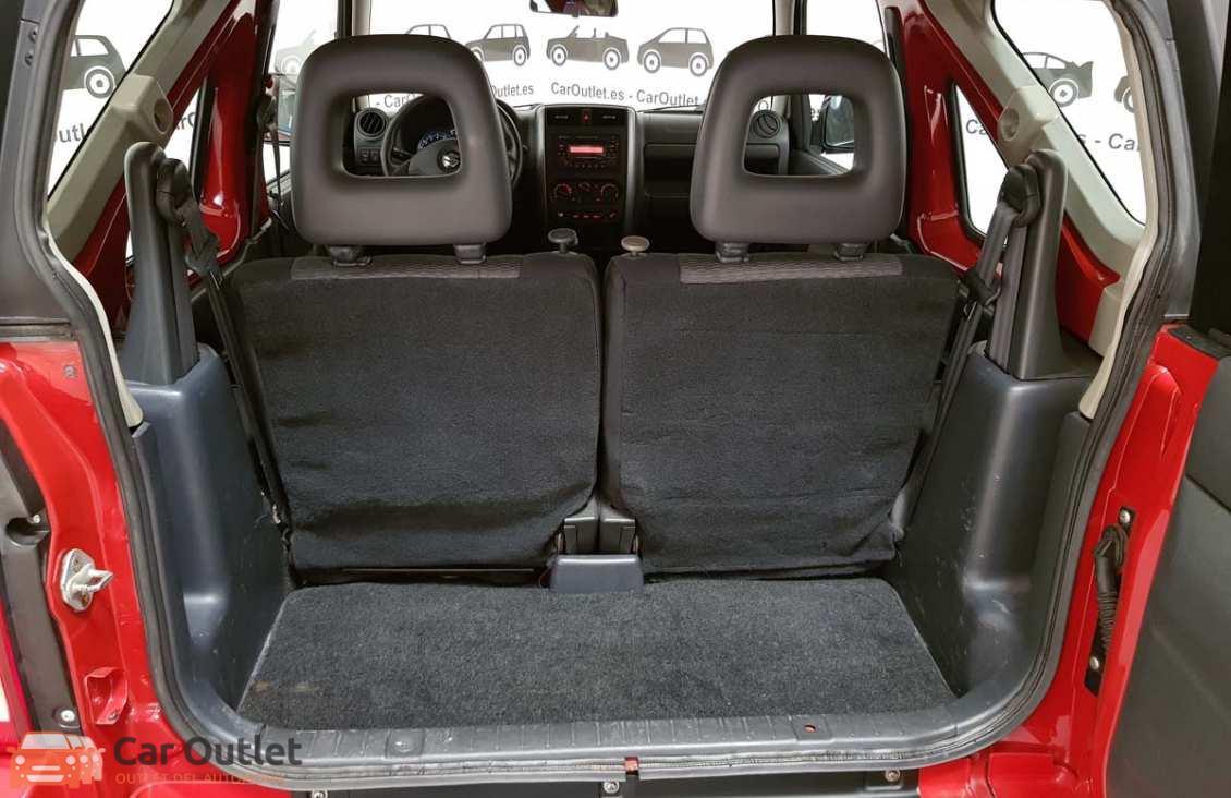 9 - Suzuki Jimny 2008
