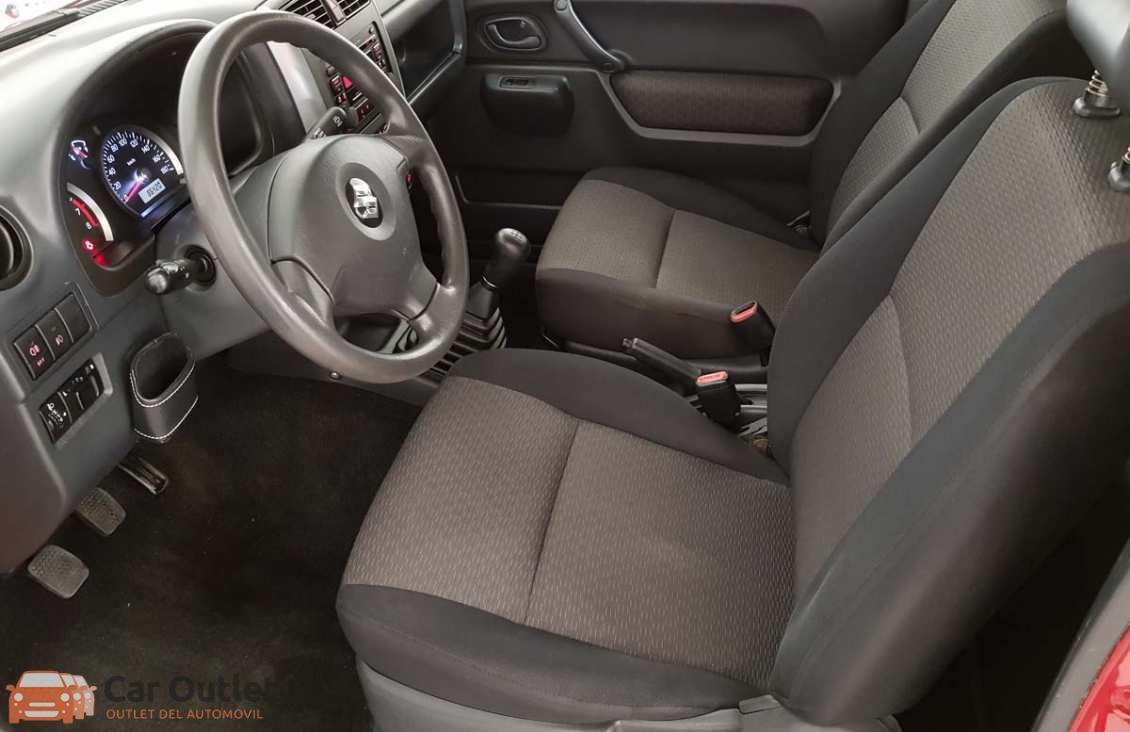 10 - Suzuki Jimny 2008