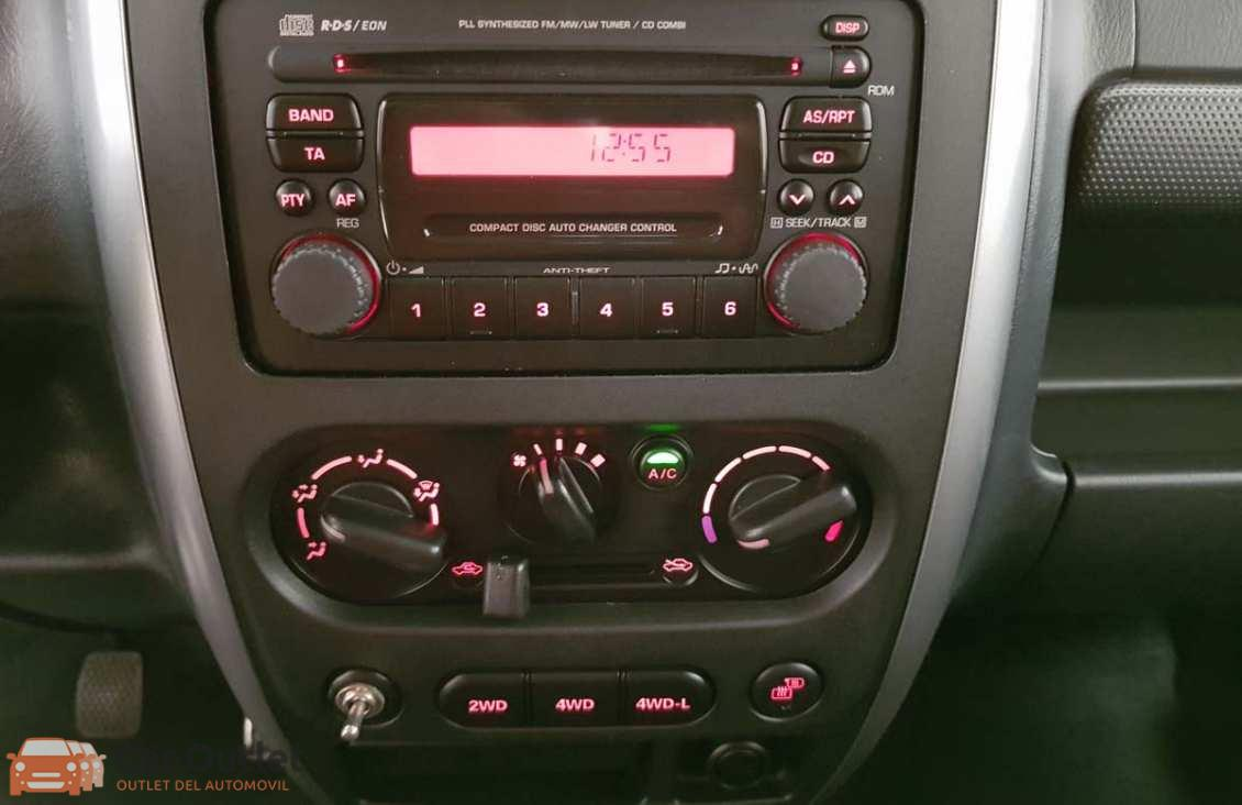 6 - Suzuki Jimny 2008
