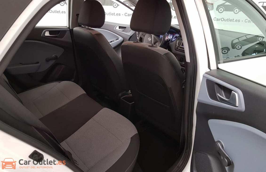 7 - Hyundai i20 2015