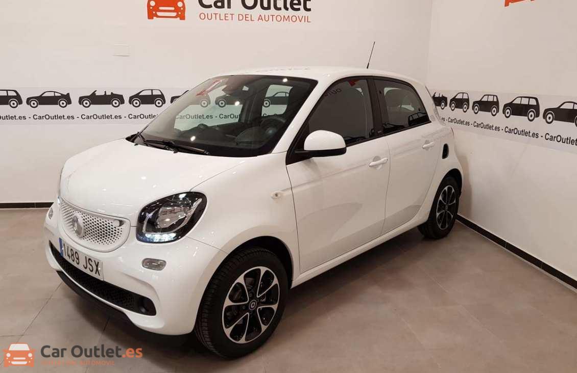 0 - Smart Forfour 2016 - AUTO