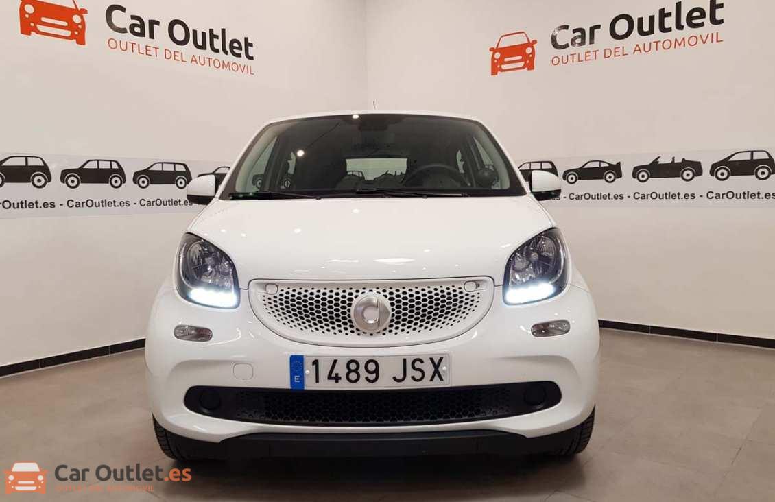 1 - Smart Forfour 2016 - AUTO