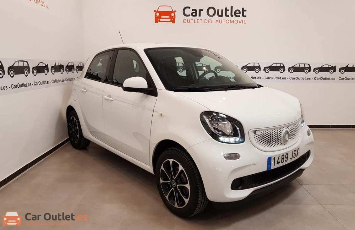 2 - Smart Forfour 2016 - AUTO