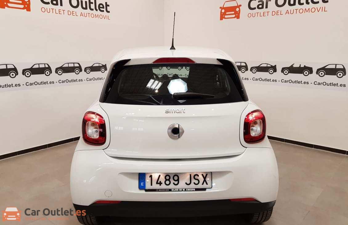 4 - Smart Forfour 2016 - AUTO