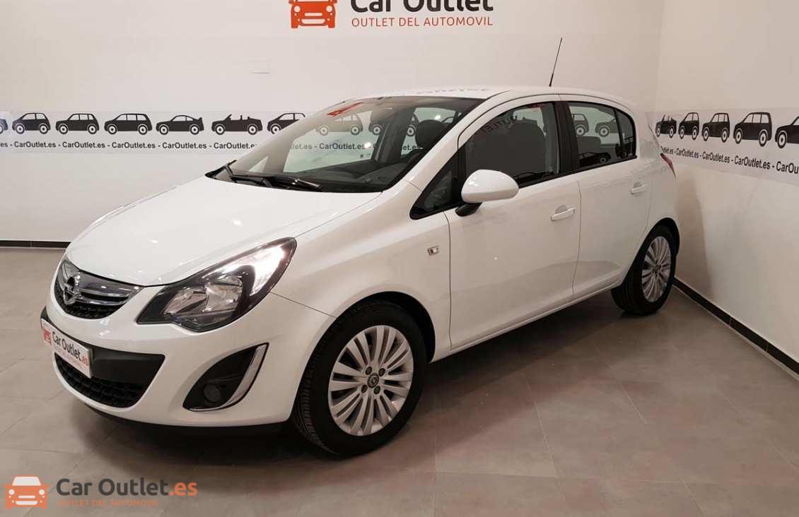 0 - Opel Corsa 2014 - AUTO