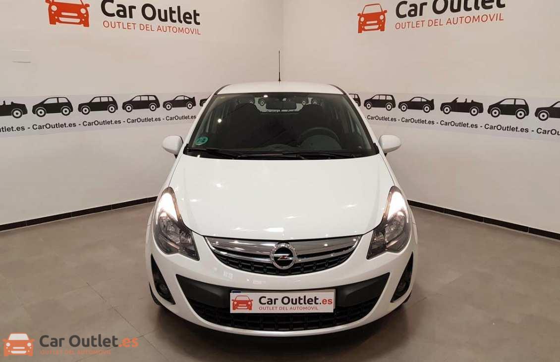 1 - Opel Corsa 2014 - AUTO