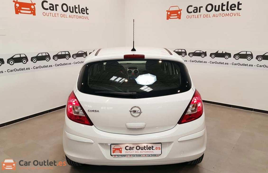 4 - Opel Corsa 2014 - AUTO
