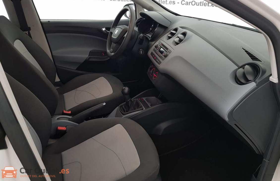 10 - Seat Ibiza 2013