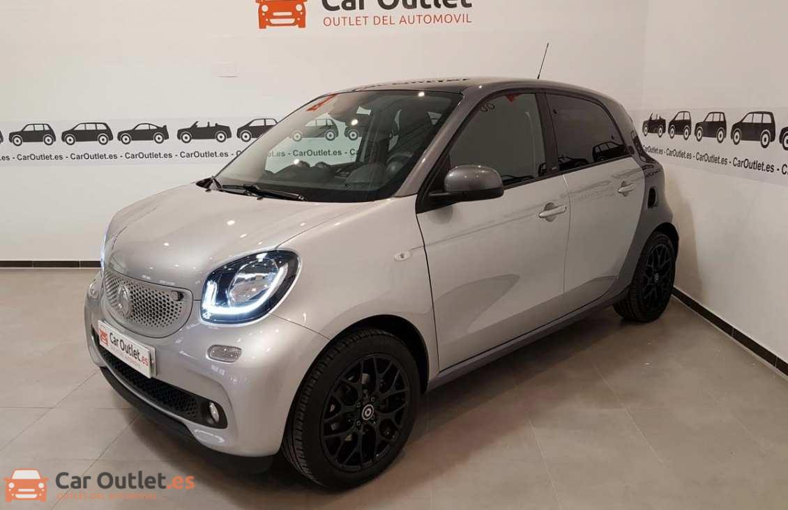 Smart Forfour Gasolina - 2017