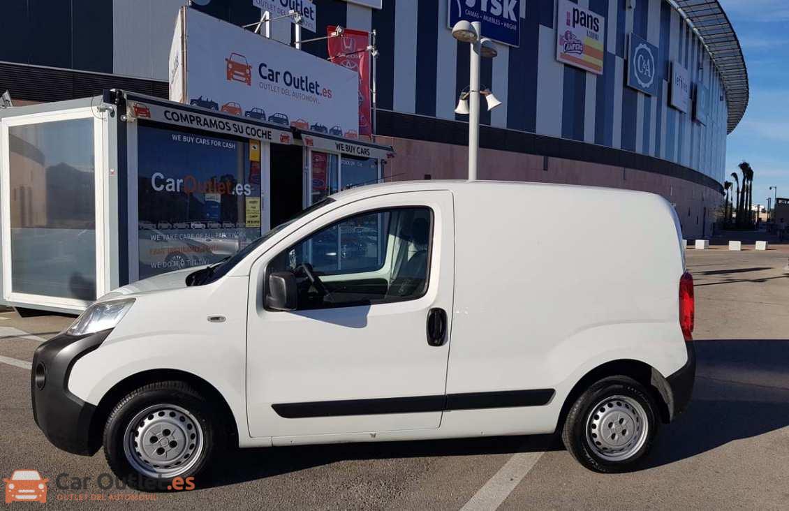 1 - Fiat Fiorino 2014