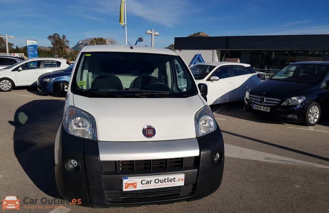 2 - Fiat Fiorino 2014