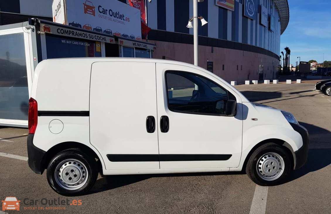 7 - Fiat Fiorino 2014