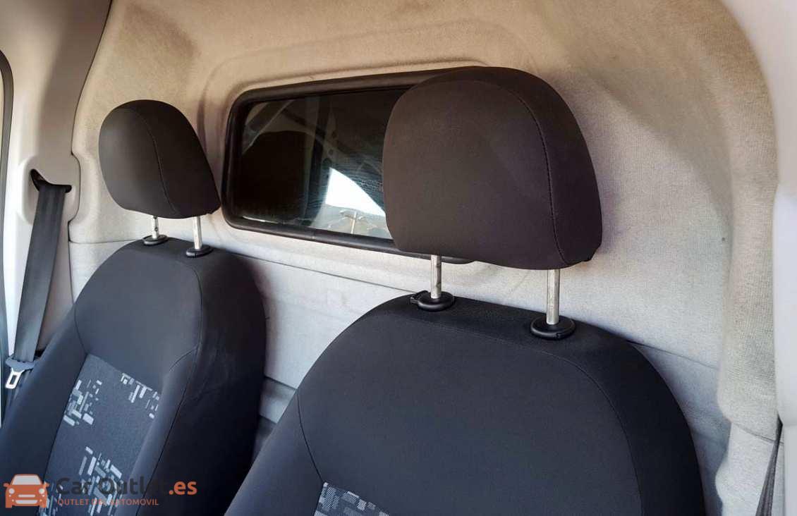10 - Fiat Fiorino 2014