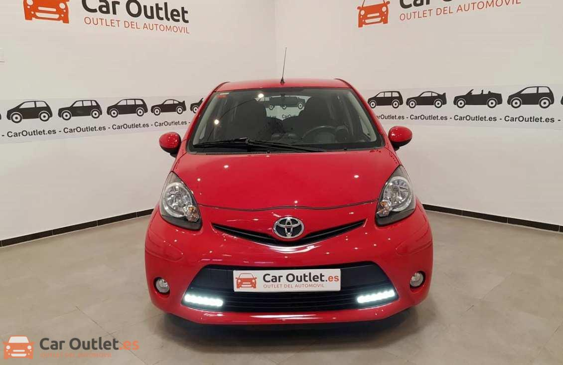 1 - Toyota Aygo 2012 - AUTO