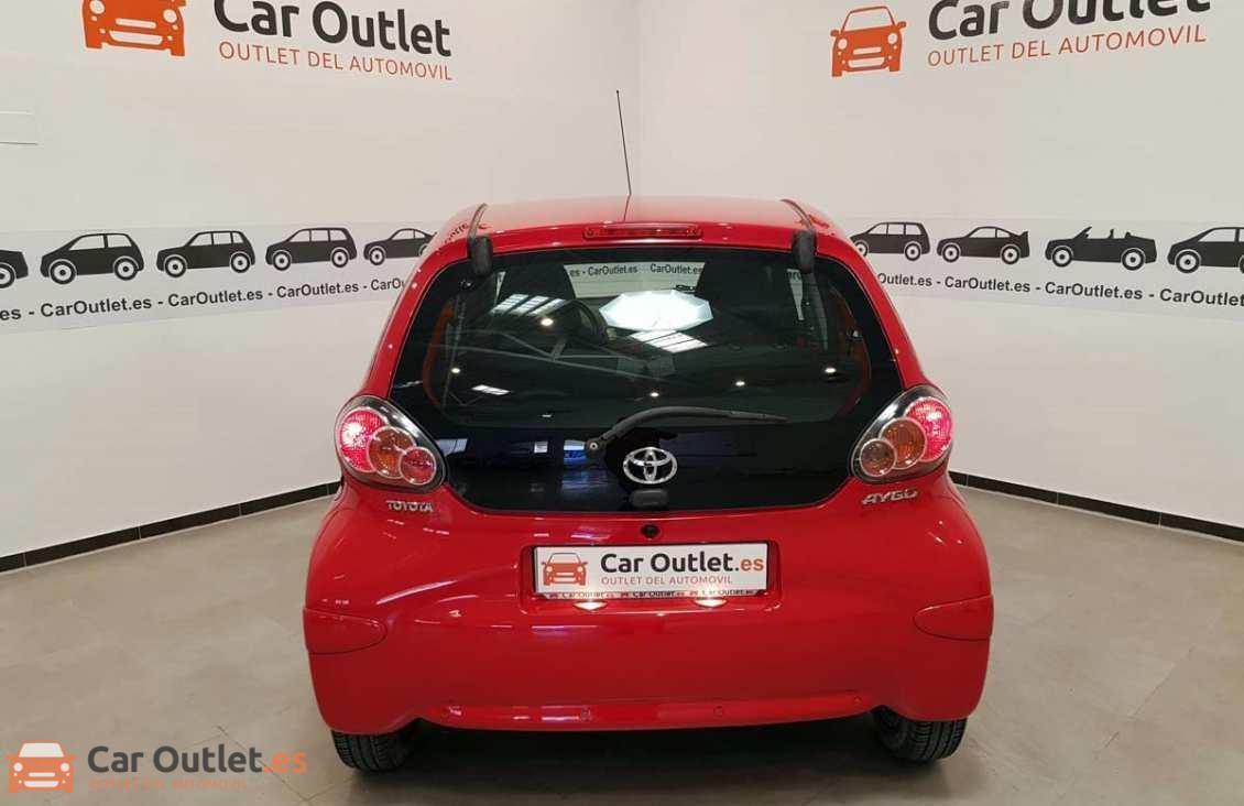 4 - Toyota Aygo 2012 - AUTO