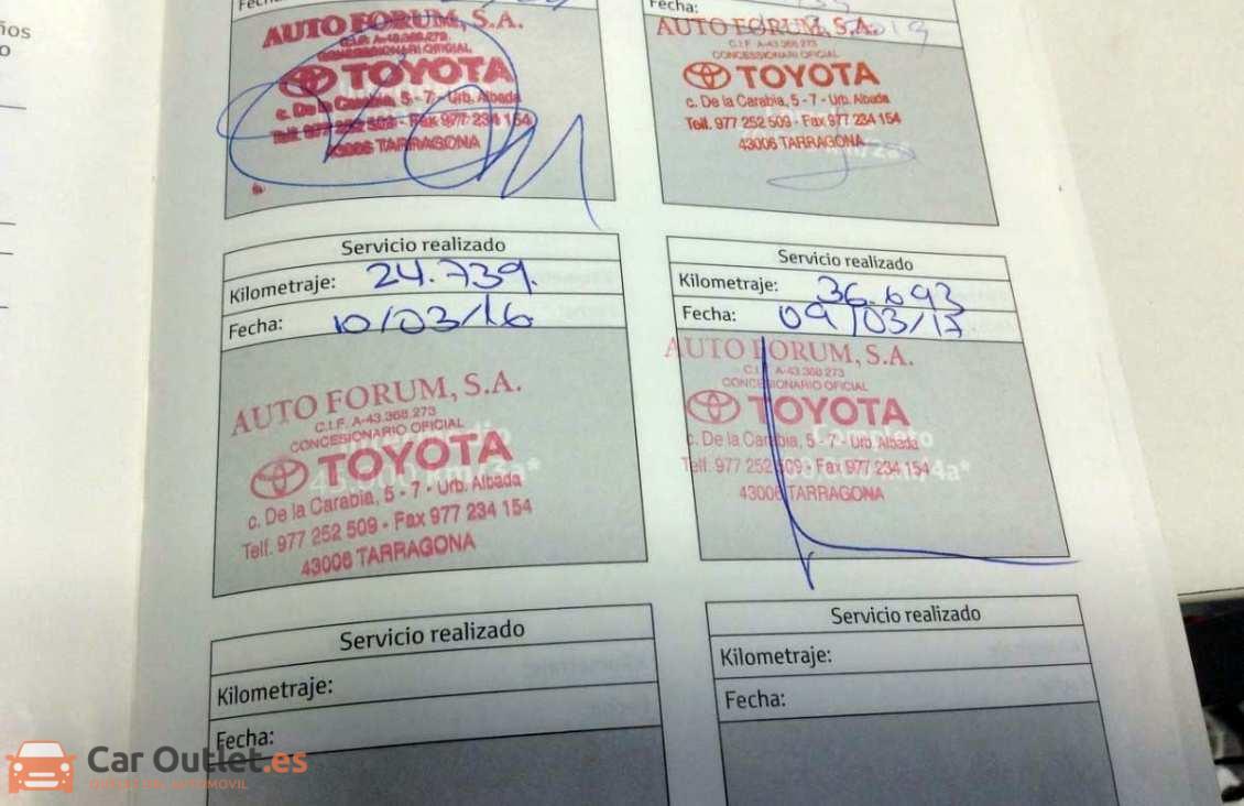 13 - Toyota Aygo 2012 - AUTO