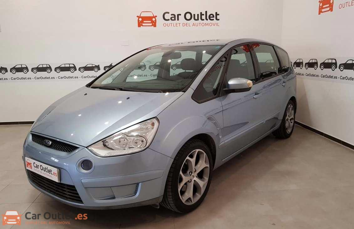 0 - Ford S-Max 2006