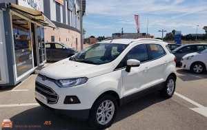 Ford EcoSport Petrol - 2017