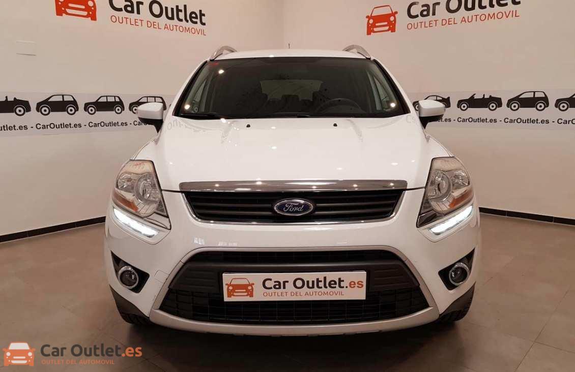 1 - Ford Kuga 2011